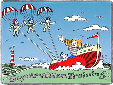 Supervisor Training, England and Scotland. © Jenny Biancardi